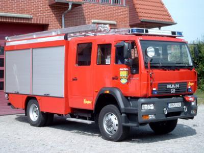 Löschgruppenfahrzeug (HLF)